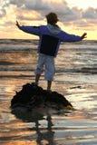 水手年轻人 免版税库存图片