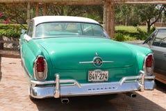 水星Montclair小轿车的清新的环境在利马 免版税库存图片
