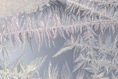 水晶冰 免版税库存照片