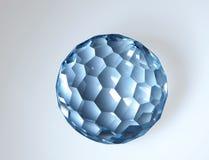 水晶剪切魔术 库存照片