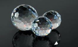 水晶剪切魔术 免版税库存照片