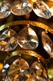 水晶垂饰 免版税库存图片