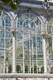 水晶宫殿 免版税库存图片