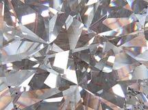 水晶折射背景 库存例证