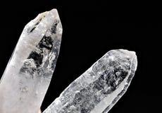 水晶 库存图片