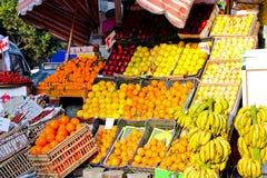 水果摊 免版税库存图片