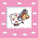 水果的公羊 免版税库存图片