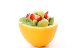 水果的沙拉 库存照片