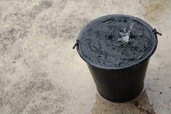 水桶 免版税库存照片