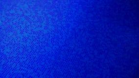 水池用蓝色底部和清楚的水 向量例证