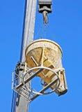 水泥容器增强的混合的rane 免版税库存图片