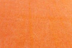 水泥橙色背景框架水泥热的设计 库存照片