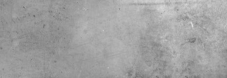 水泥灰色墙壁 免版税库存图片