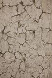 水泥破裂的纹理墙壁 免版税库存照片