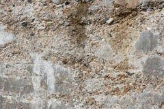 水泥英国hastings海运纹理墙壁 库存图片