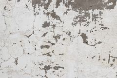 水泥,老墙壁 免版税库存图片