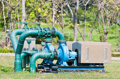水泵 库存图片