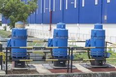 水泵 免版税库存图片