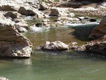 水流 免版税库存照片