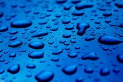 水滴 免版税库存照片