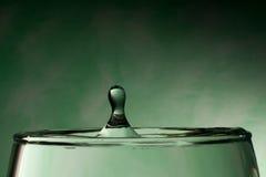 水滴  图库摄影