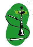 水烟筒 免版税库存图片