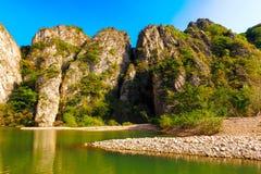 水石头 图库摄影