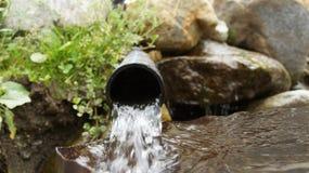水管 库存照片