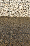 水转换运河 库存照片