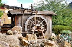 水轮 库存图片