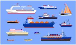 水运输例证 库存例证
