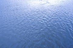 水面 图库摄影