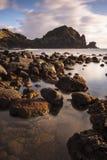 永恒的岩石 图库摄影