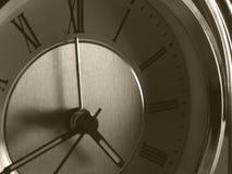 永恒的钟表 库存照片