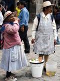 汁液小贩 免版税库存图片