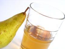 汁液梨 免版税库存照片