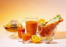 汁液蔬菜 免版税库存图片