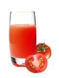 汁液蕃茄 免版税图库摄影