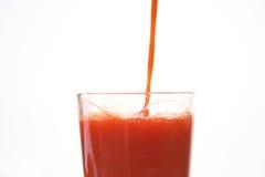 汁液蕃茄 免版税库存图片