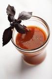 汁液蕃茄 图库摄影