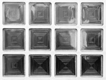 求立方的玻璃窗(1) 免版税库存照片