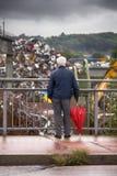 汇集的企业和回收废金属 免版税图库摄影