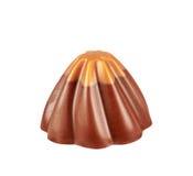 从汇集的巧克力candie 免版税库存照片