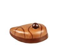 从汇集的巧克力candie 免版税图库摄影