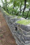 汉城堡垒墙壁  图库摄影
