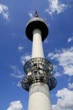 汉城塔 免版税库存照片