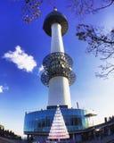 汉城塔 免版税图库摄影