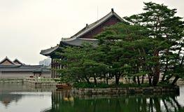 汉城宫殿 库存照片