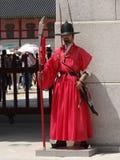 汉城,王宫 免版税库存图片