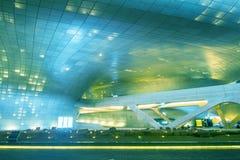 汉城,韩国- 3月15 :Dongdaemun设计广场 图库摄影